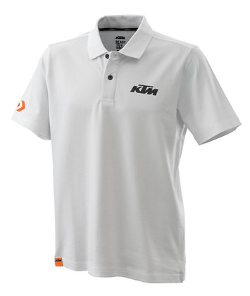 Ktm Racing Polo White L