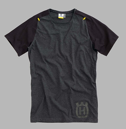 Hqv Progress Tee Black Xxl