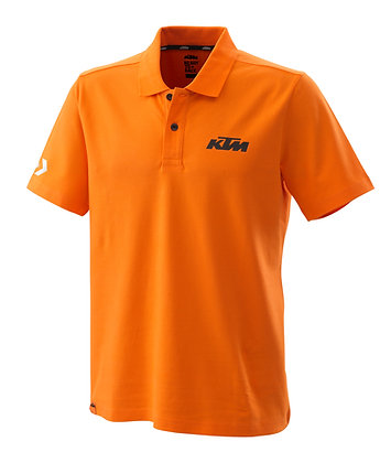 Ktm Racing Polo Orange