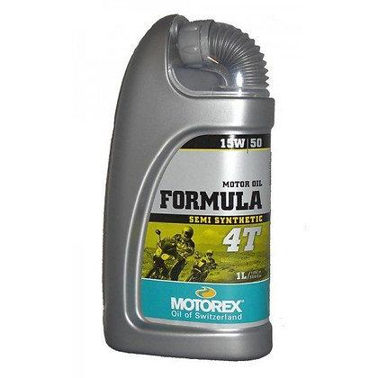 MOTOREX FORMULA 4T 15W/50MOTOR