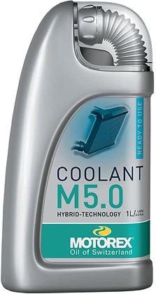MOTOREX COOLANT M5.0 READY TO
