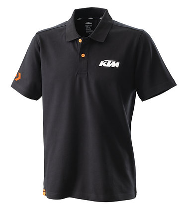 Ktm Racing Polo Black L