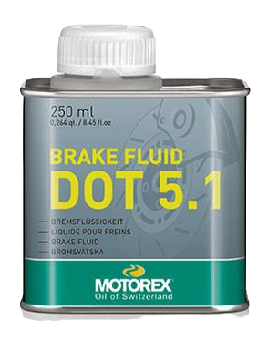 MOTOREX BRAKE FLUID DOT 5.1 25