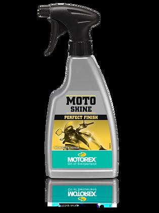 MOTOREX MOTO SHINE REFIL 5LT.