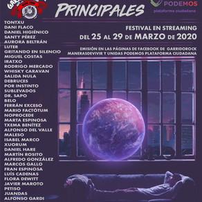 Nace el festival Los 40tena Principales.