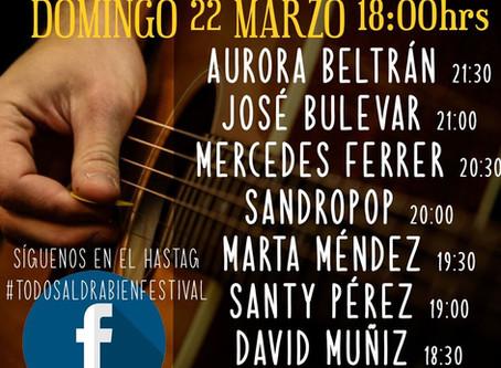 Santy Pérez en #TodoSaldraBienFestival