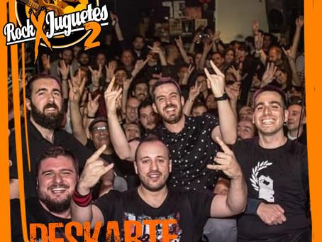 Deskarte 8ª banda para el Rock X Juguetes 2.