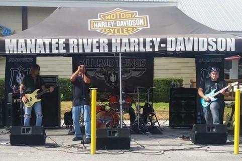 ABT Rocked Manatee River Harley-Davidson!