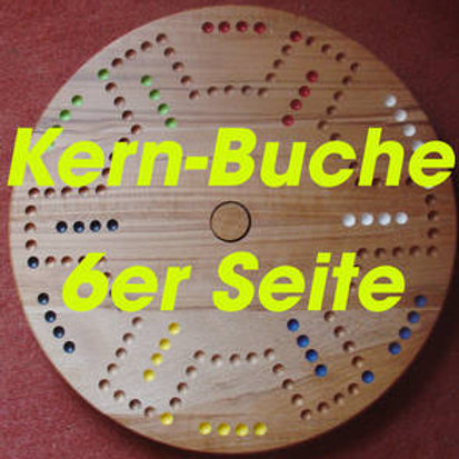 DOG Drehteller 4&6 Spieler Kernbuche
