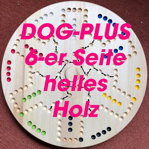 DOG-Plus-Drehteller doppelseitig helles Holz