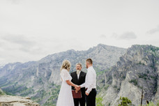 029Blodgett Canyon Overlook Elopement_El