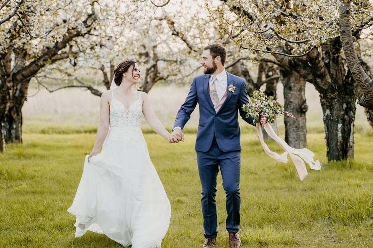 Cherry Blossom Wedding_Styled Photoshoot