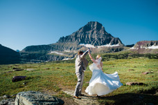 Glacier National Park Elopement Photogra