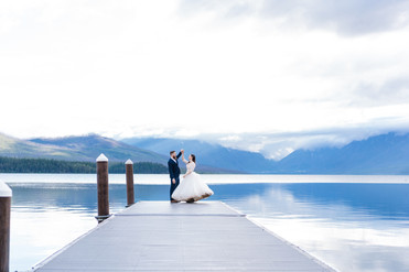 224Glacier National Park Wedding_Izaak W