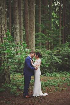 Olympic National Park Elopement Photogra