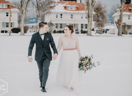 Montana Wedding Photographer  |  Fort Missoula Wedding