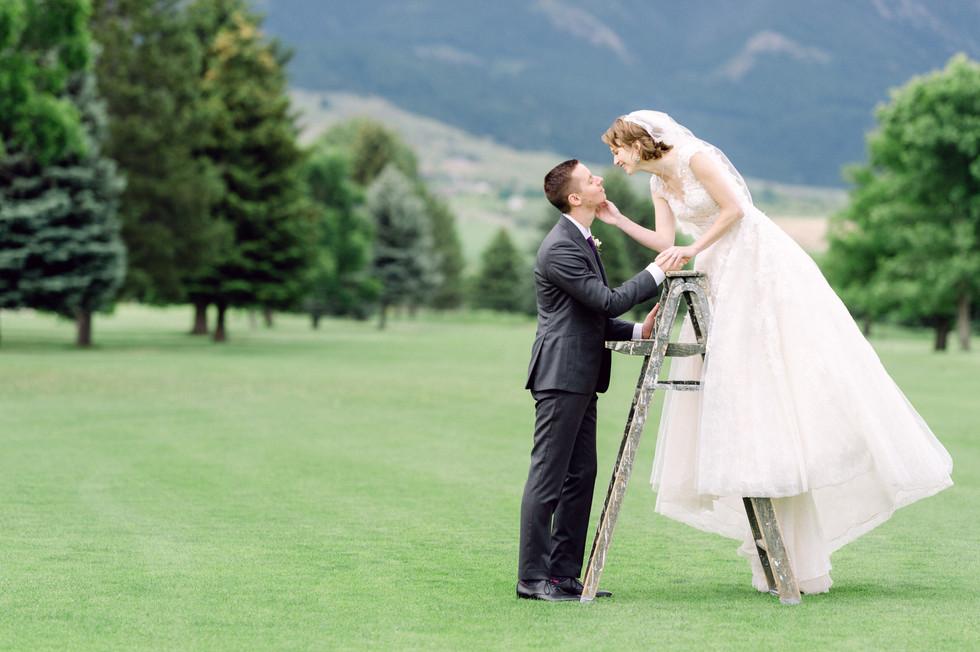 025Bozeman Wedding Photographer | Rivers