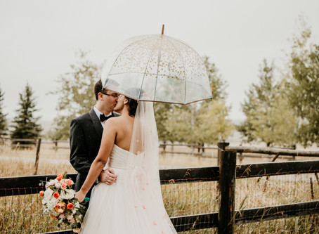 Bozeman Wedding on Springhill | Montana Wedding Photographer