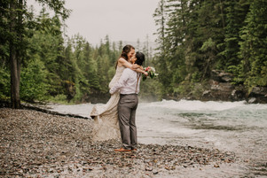 108Glacier National Park Elopement Photo