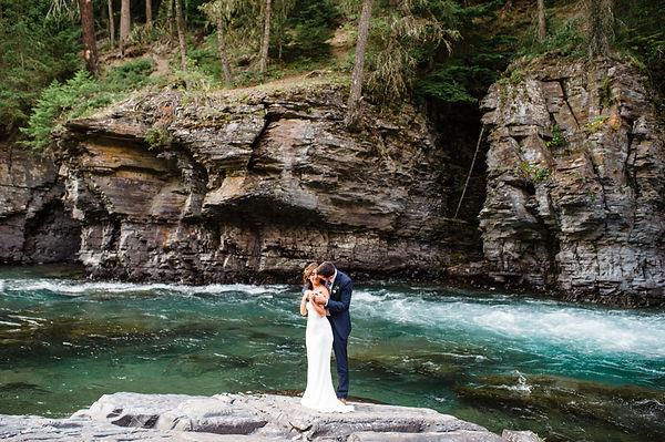 182Glacier National Park Wedding_Glacier