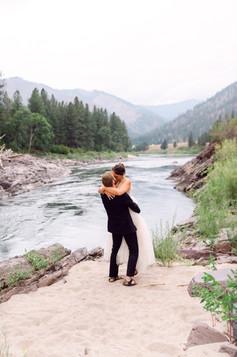 054White Raven Wedding, Montana Wedding