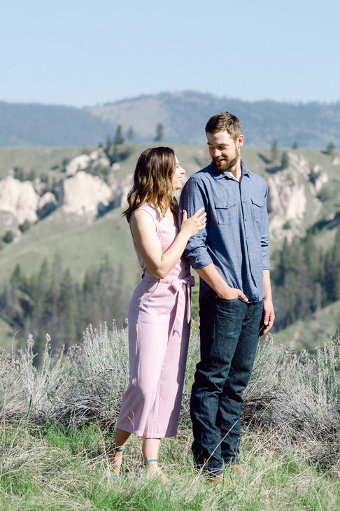 Montana Engagement Photo Location Guide