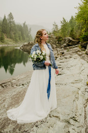 370 Fall Glacier National Park Elopement
