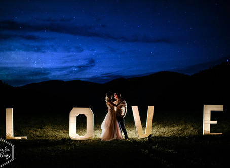 Seven Mile Meadow Wedding | Montana Wedding Photographer