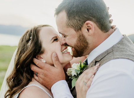 West Yellowstone Wedding | Yellowstone National Park