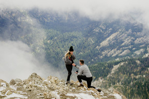 021 Elopement Photographer_Mountain Prop
