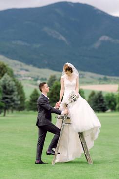 044Bozeman Wedding Photographer | Rivers