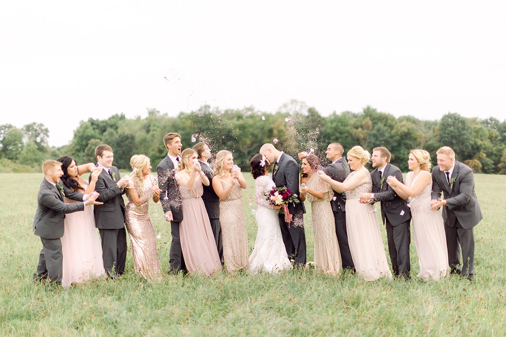 wedding photography tips for brides wedding party photos