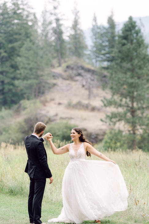 046White Raven Wedding, Montana Wedding