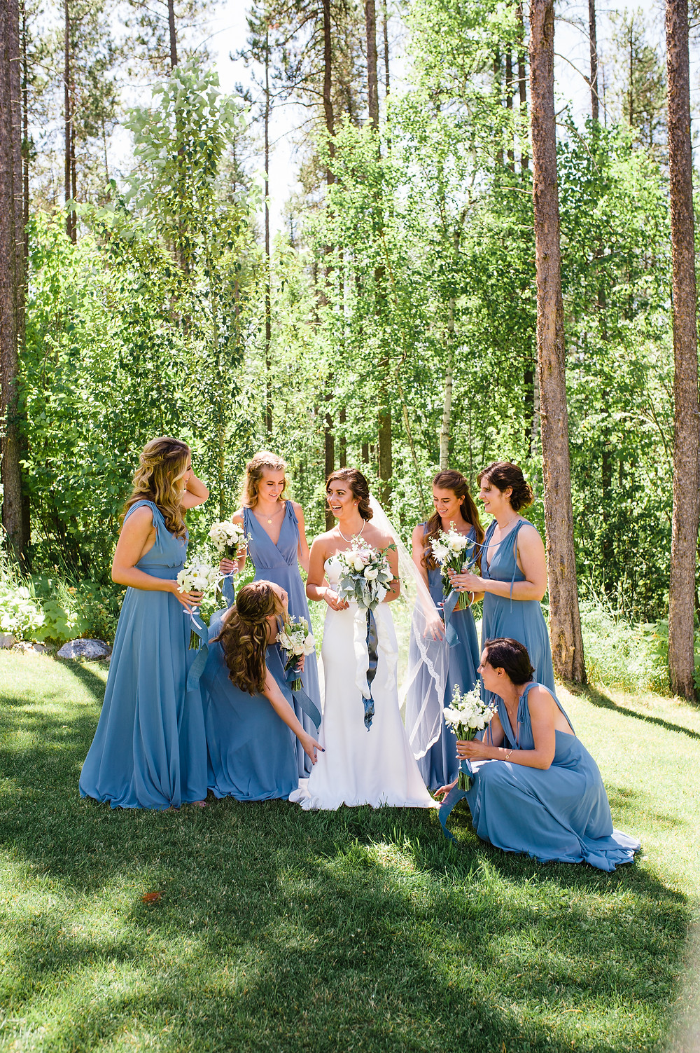 wedding photography tips for brides, get the best bridesmaids photos