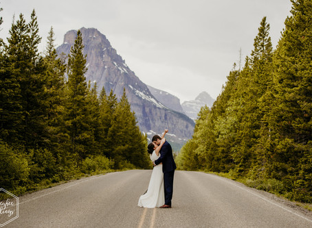 5 of Our Favorite Spots to Elope in Glacier National Park