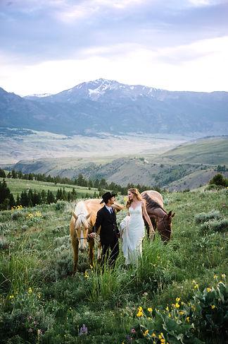 234Yellowstone National Park Wedding_Mon