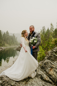 333 Fall Glacier National Park Elopement