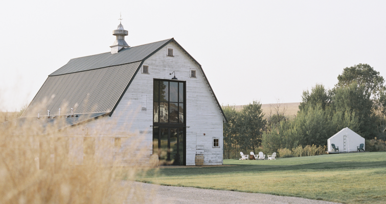 Montana Wedding Venue Bozeman wedding venue Foster Creek Farm