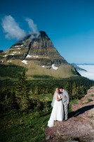 Glacier National Park Wedding_Honeybee W