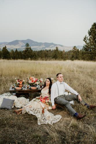 Rocky Mountain High Wedding_Mountain wed