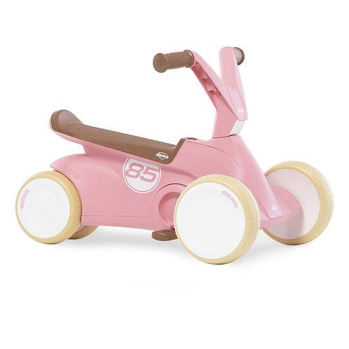 Minama vaikiška mašinėlė BERG GO² Retro Pink