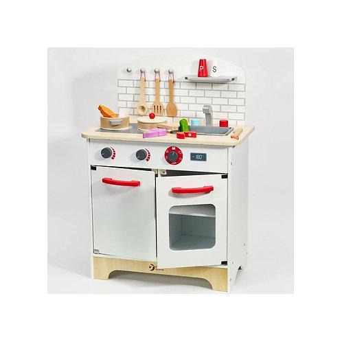 Medinė virtuvė CW3
