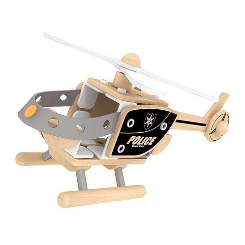 Medinis konstruktorius Policijos sraigtasparnis