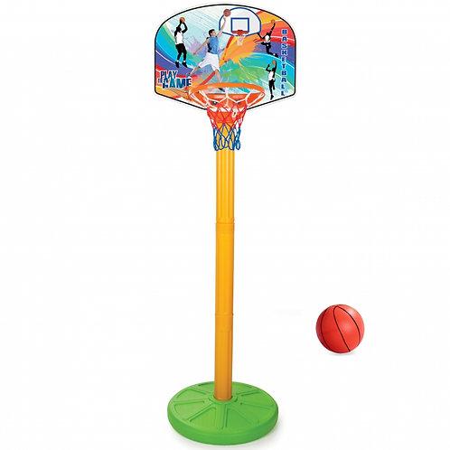 WOOPIE Krepšinio rinkinys 215 cm + kamuolys