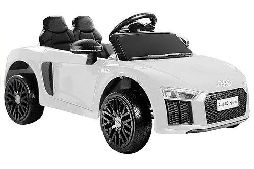 Akumuliatorinė mašinėlė Audi R8 Spyder White