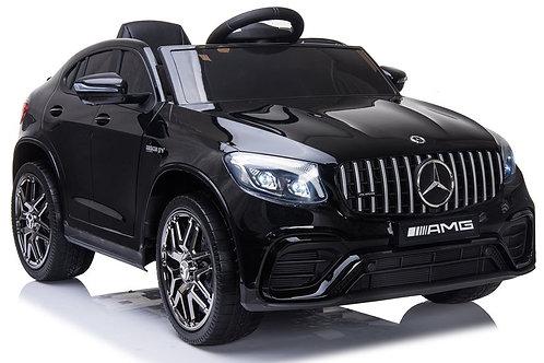 Akumuliatorinė mašinėlė Mercedes QLS-5688 4x4 Black