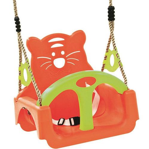 """""""Woopie"""" sūpynės su gilia sėdyne Oranžinė"""