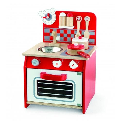 Viga Mini medinė virtuvė