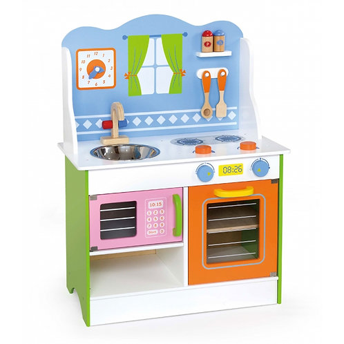 Medinė virtuvė VT5
