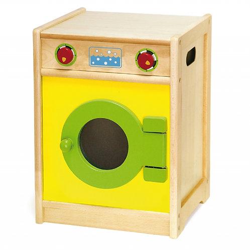 """Medinė vaikiška skalbimo mašina """"Viga Toys"""""""